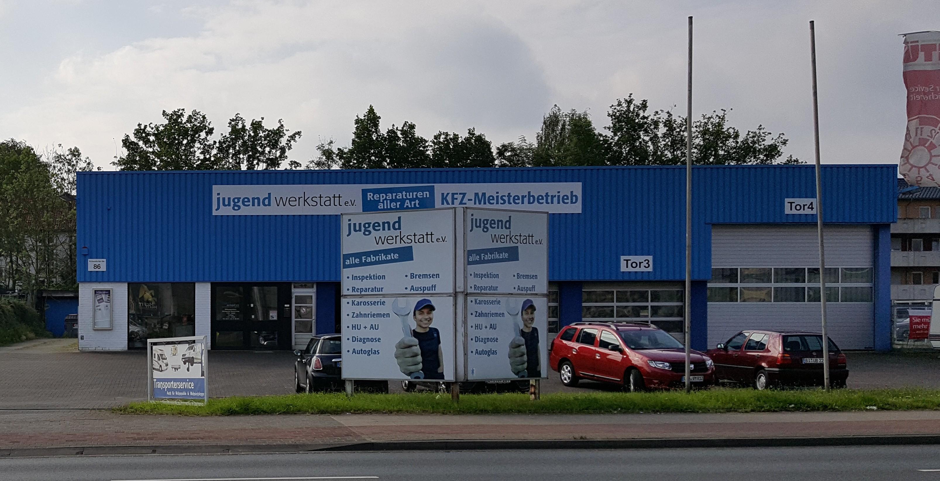 Werkstatt 2 Eckendorfer Str.